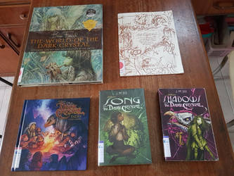 The Dark Crystal Reading Collection by victortky