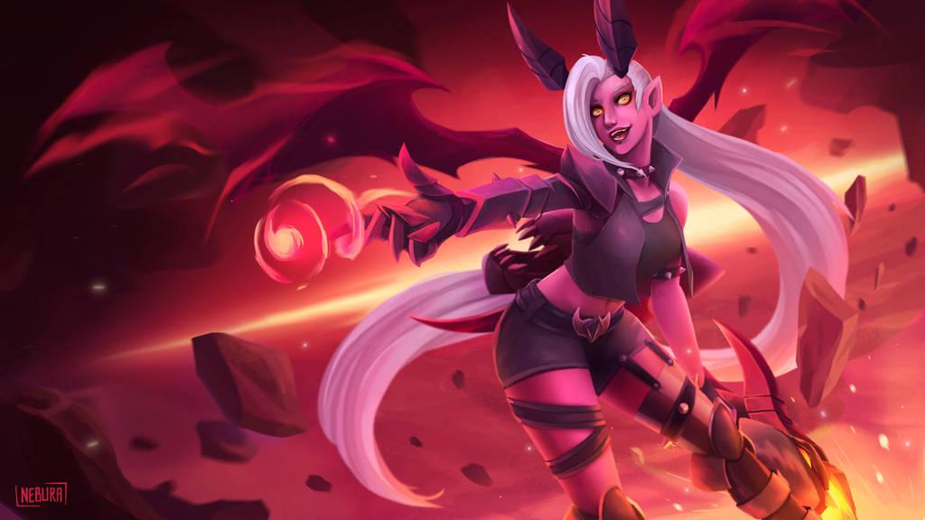 Demon Jinx by The0utlander
