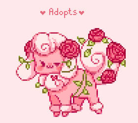 Adoptable (sold) by stardust-palace