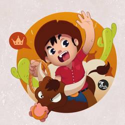 cowboy by yubi01