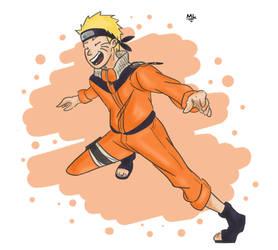 Naruto Uzumaki by RasengaMike