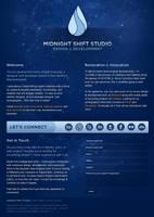 Midnight Shift: Web by maverick3x6