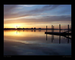 City Sunset by maverick3x6