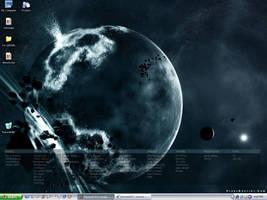 Stellar Desktop II by maverick3x6