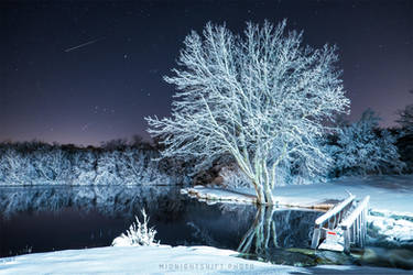 Frozen Night by maverick3x6