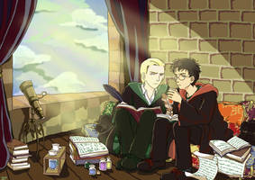 Magic Potion Homework by FoxChristy