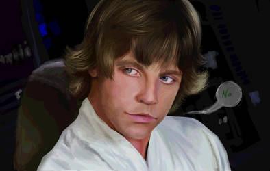Luke pls by e-vel