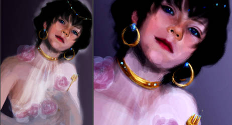 Nicaise WIP by e-vel