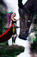 Draken's Fall by Helrog
