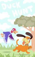 Duck Hunt by Trinosaur