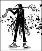 Rip Van Winkle by Corycian-Muse