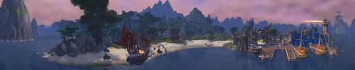 Lion's Landing by Wishmasterok