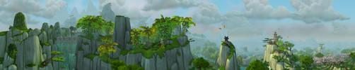 Jade Forest by Wishmasterok