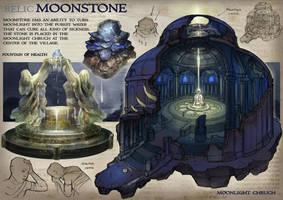Moonstone Relic by METAPHOR9