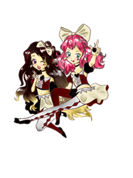 Lulu and Mirai #1 ~ Welcome to Our Act! by xLuluCotton