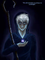-In Memory- (Jack Frost) by KT-ExReplica