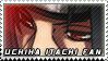 Uchiha Itachi Fan Stamp by gangsterg