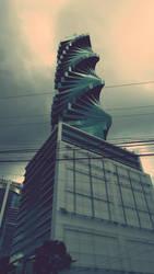 Spiral Tower by gangsterg