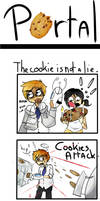 Portal -Cookie by Cheapcookie
