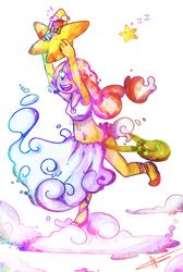 L' harceleuse d'etoiles by Cheapcookie
