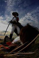 Hetalia:UK Spain Pirate2 by azuooooo