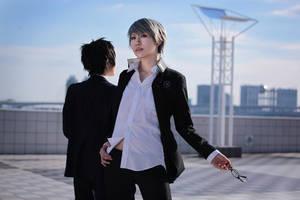Persona4-4 by azuooooo