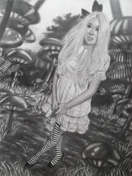 Wonderland 2 by Sheloize
