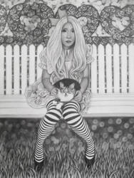 Wonderland 1 by Sheloize