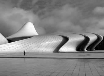 The Modern City by tahirlazim