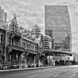 Baku Eclecticism by tahirlazim