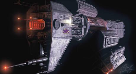 Omega destroyer by emi100