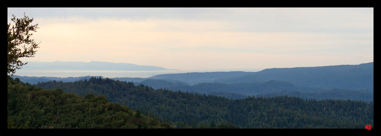 View from Castle Rock SP by Blufire