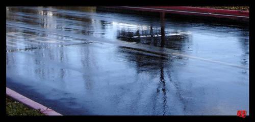 Cupertino Rain by Blufire
