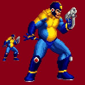 (Bad Box Art) The Great Megaman by Eduardo-Merenda