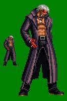 Conceitos - K', de Neo Geo Battle Coliseum 2 by Eduardo-Merenda