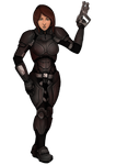 Commission lines- Rayne430 from Mass Effect by Lilith-the-5th