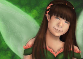 Commission- Lani Fairy by Lilith-the-5th