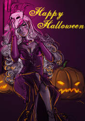 Happy Halloween! by Lilith-the-5th