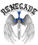 Commission Tattoo- Renegade by Lilith-the-5th