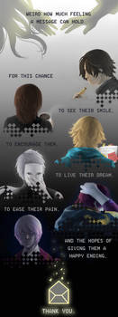 Thank you Cheritz- complete by Lilith-the-5th