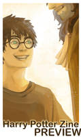HP Zine- preview by Lilith-the-5th