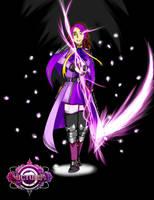 Victubia - The Queen by HinikunoOkami