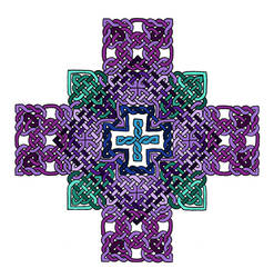 Celtic Cross (2) by katime