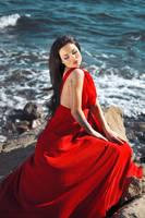 Siren Song by GrzybowskaArt