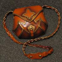 Elven bag by Fantasy-Craft