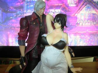 Dante and Shiori Paranthood by Sakurania