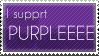 purple. by batdanii