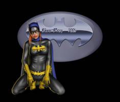 Batgirl by Eliana-Prog