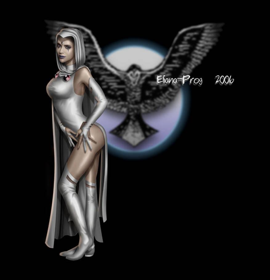 Raven by Eliana-Prog