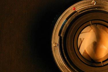 Camera Detail by Grotsky